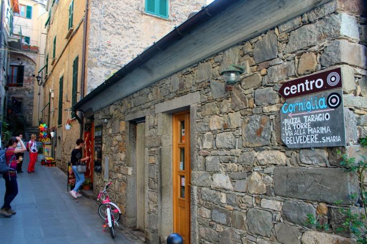 Corniglia Centre, Cinque Terre, BackpacktoBeyond
