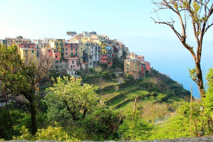 Corniglia, Cinque Terre, BackpacktoBeyond