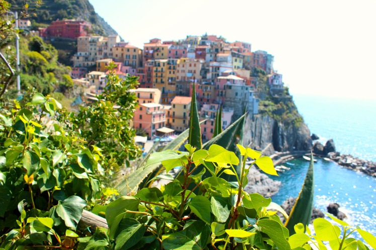 Manarola View, BackpacktoBeyond, Cinque Terre