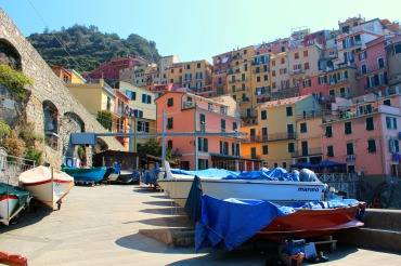 Manarola Village, BackpacktoBeyond