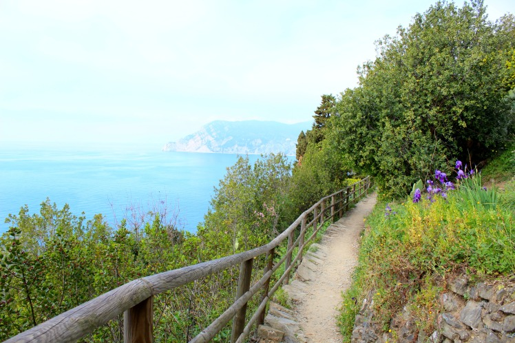 Path to Vernazza, Cinque Terre, BackpacktoBeyond