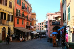 Riomaggiore Street, BackpacktoBeyond